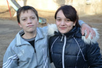A Child Needs a Family: Alexey K., born in 2004 and Marina Рљ., born in 2002